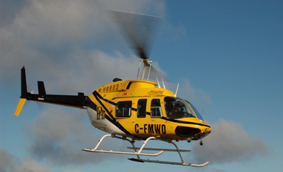 Hudson Bay Heli Tours