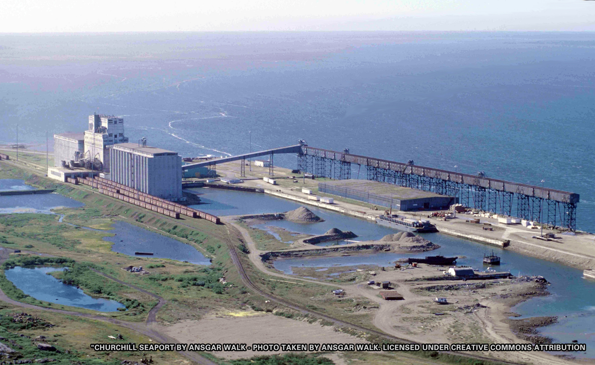 Churchill History Seaport