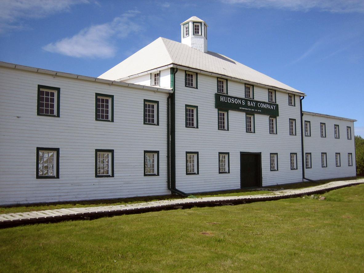 Churchill History Hudsons Bay Company
