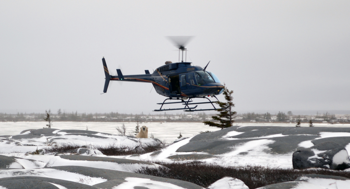 Hudson Bay Helicopters